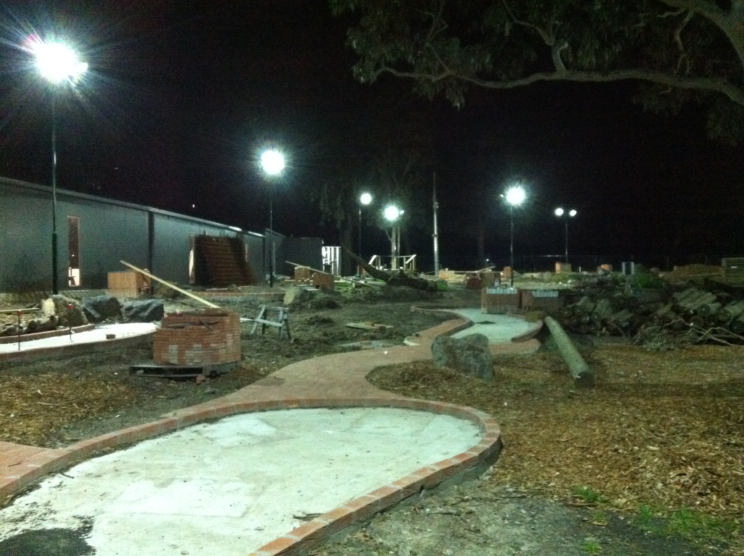 Yarra Bend Mini Golf Course (Opening end 2013)